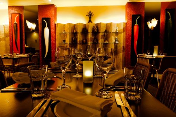 Nilgiri Restaurant Menu