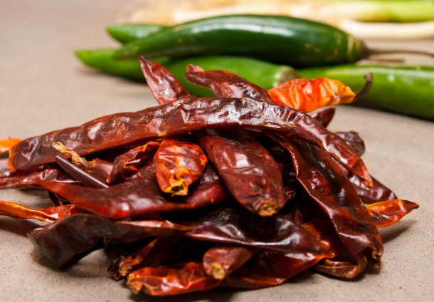 "chillies or ""kaaram"" - the third pillar of indian cooking"
