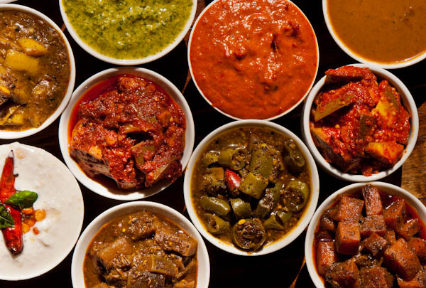 Chutneys chatni pickles achars and my ajoba - Chutneys indian cuisine ...