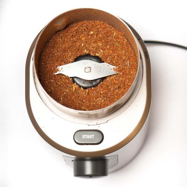 ground garam masala