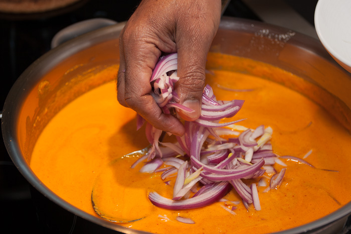 This is soul food for the goan thoughtsfromajoy add the sliced onions forumfinder Image collections